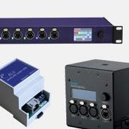 DMX über Ethernet