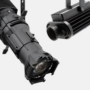 LED Profilscheinwerfer/Projektoren