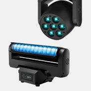 LED Wash /Beam Movinglight
