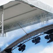 Bühnendächer