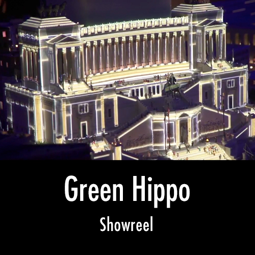 Green Hippo Showreel