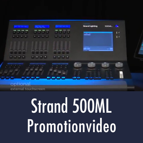 Strand 500ML Lichtstellpult