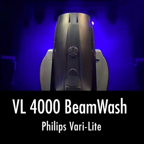 Vari-Lite VL4000 Beamwash