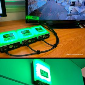 Green-GO liefert Leuchtsignal-Lösung für Covid-19-Teststation