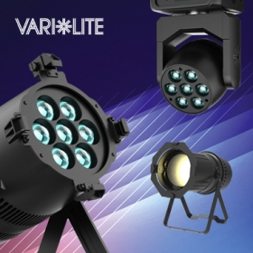 Vari-Lite stellt VL800 EVENT-Serie vor