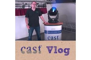 cast Vlog mit Daniel Frigger zum Vari-Lite VL2600 Profile