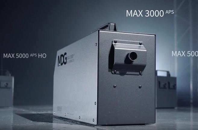 MDG MAX Serie