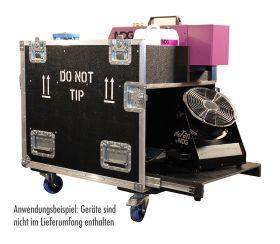 amptown Flightcase f. MDG Me1/Me2/ATM/ATMe + theFAN