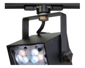 Rosco Pica CubeTM Stromschienenadapter