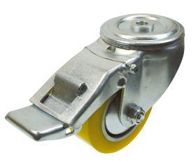 C.Adolph Bühnenlenkrolle 3000-FG-R/125-50 FL