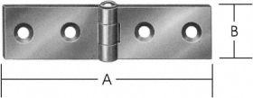 C.Adolph Schmale Tischbänder 506820 Z