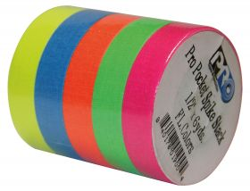 Protape ProPocket Spike Stack Rainbow-Pack fluor.