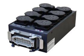 SRS Stromverteiler MSB H16-8SC-H16