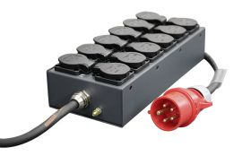 SRS Stromverteiler MSB CEE16/5-12SCC