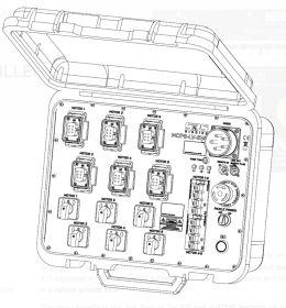 SRS Motorsteuerung MCP6-LV-6H6