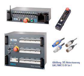 SRS Motorsteuerung GMC/WMC-DV-Set