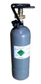 MDG CO2-Gasflasche (m. Steigrohr), 1,5 kg leer