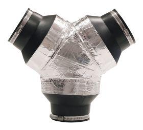 MDG Y-Stück 2-Weg-Verteiler für ICE-FOG Compack