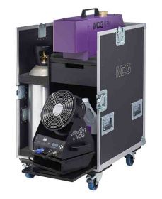 MDG Vertical Flightcase für ATMe/ Me1/ Me2 + theFAN