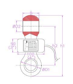 RonStageMaster 5000-G4 Lastmesszelle