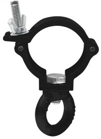 fiRSTstage FS812401E SLW Clamp m. Ring schwarz