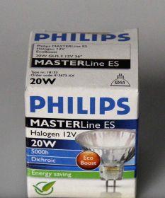 Philips MASTERLine ES 20W, 12V, 36°, GU5,3