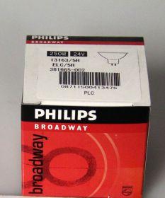 Philips 13163/5H, ELC/5H, 250W/24V, 500h