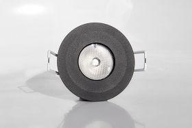 Gantom® R4 Recessed Spot Dynamic Weiß