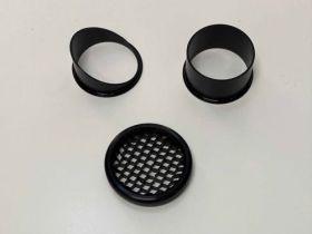 Gantom® FA38 Zubehör Pack, schwarz