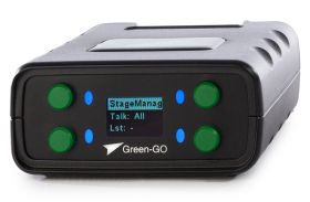 Green-GO RDX Walkie-Talkie Interface