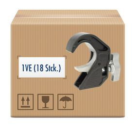 Doughty T58410 Fifty-Clamp (18 Stück)
