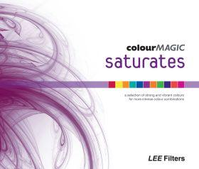 LEE Colour Magic Packs - Saturates Pack