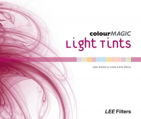 LEE Colour Magic Packs - Light Tints Pack