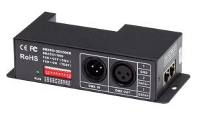 RoscoLED DMX Decoder 4 x 6A