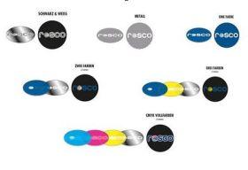 Rosco Gobos nach Kundenvorlage