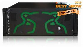 Green Hippo Hippotizer Montane+ RTX 2x DP