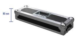 fiRSTcase Flightcase Ersatzdeckel 80mm