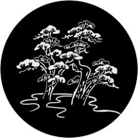 Rosco Metallgobo 71007 ( DHA # 1007) Bonsai