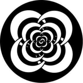 Rosco Metallgobo 71016 ( DHA # 1016) Crescents 3