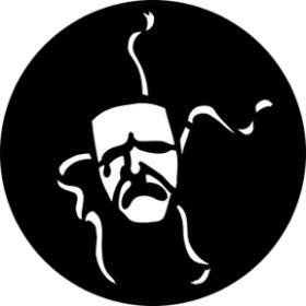 Rosco Glasgobo 76519 ( DHA # 6519) Tragedy Mask