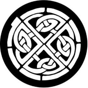 Rosco Glasgobo 77128 ( DHA # 128) Heraldics 4