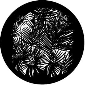 Rosco Metallgobo 77592 ( DHA # 592) Fir Cones