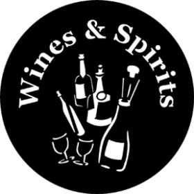 Rosco Metallgobo 77693 ( DHA # 693) Wines and Spirits