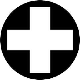 Rosco Metallgobo 77967 ( DHA # 967) First Aid