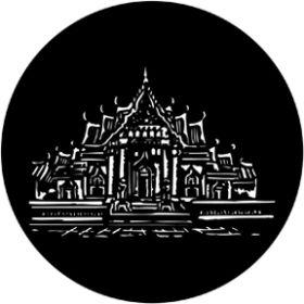 Rosco Metallgobo 78150 ( DHA # 8150) Peking