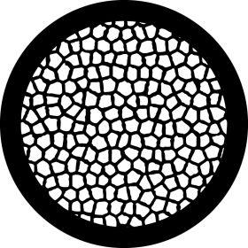 Rosco Metallgobo Reptilian Skin