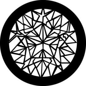 Rosco Glasgobo 78626 Star Ornament