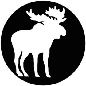 Rosco Metallgobo Moose