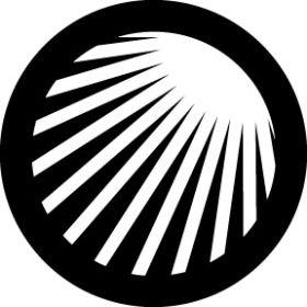 Rosco Metallgobo Radiance