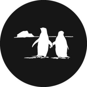 Rosco Metallgobo Penguins